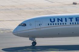gomaさんが、フランクフルト国際空港で撮影したユナイテッド航空 787-10の航空フォト(飛行機 写真・画像)