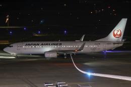 K.Sさんが、新千歳空港で撮影した日本航空 737-846の航空フォト(飛行機 写真・画像)