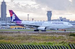 Cozy Gotoさんが、成田国際空港で撮影したハワイアン航空 A330-243の航空フォト(飛行機 写真・画像)
