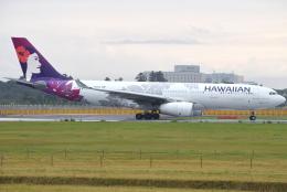 jun☆さんが、成田国際空港で撮影したハワイアン航空 A330-243の航空フォト(飛行機 写真・画像)