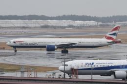Timothyさんが、成田国際空港で撮影したブリティッシュ・エアウェイズ 777-36N/ERの航空フォト(飛行機 写真・画像)
