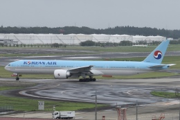 Timothyさんが、成田国際空港で撮影した大韓航空 777-3B5/ERの航空フォト(飛行機 写真・画像)