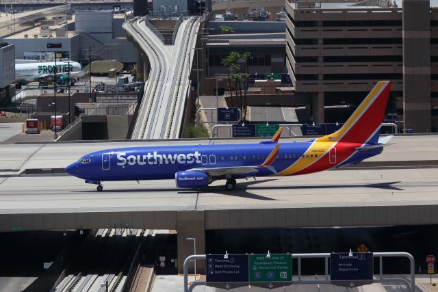 フェニックス・スカイハーバー国際空港 - Phoenix Sky Harbor International Airport [PHX/KPHX]で撮影されたフェニックス・スカイハーバー国際空港 - Phoenix Sky Harbor International Airport [PHX/KPHX]の航空機写真(フォト・画像)