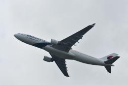 tamitanさんが、成田国際空港で撮影したマレーシア航空 A330-323Xの航空フォト(飛行機 写真・画像)
