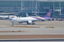 OMAさんが、仁川国際空港で撮影したタイ国際航空 777-2D7/ERの航空フォト(飛行機 写真・画像)