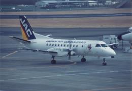 プルシアンブルーさんが、鹿児島空港で撮影した日本エアコミューター 340Bの航空フォト(飛行機 写真・画像)