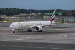 Y-Kenzoさんが、成田国際空港で撮影したエミレーツ航空 777-31H/ERの航空フォト(飛行機 写真・画像)