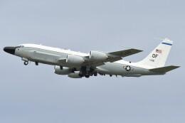 デルタおA330さんが、横田基地で撮影したアメリカ空軍 RC-135W Rivet Joint (717-158)の航空フォト(飛行機 写真・画像)