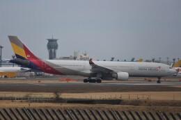 NRT loverさんが、成田国際空港で撮影したアシアナ航空 A330-323Xの航空フォト(飛行機 写真・画像)