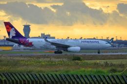 TAKA-Kさんが、成田国際空港で撮影したハワイアン航空 A330-243の航空フォト(飛行機 写真・画像)
