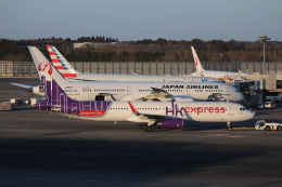Love NRTさんが、成田国際空港で撮影した香港エクスプレス A321-231の航空フォト(飛行機 写真・画像)