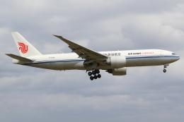 空飛ぶ丸さんさんが、成田国際空港で撮影した中国国際貨運航空 777-FFTの航空フォト(飛行機 写真・画像)