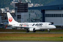 simokさんが、伊丹空港で撮影したジェイエア ERJ-170-100 (ERJ-170STD)の航空フォト(飛行機 写真・画像)