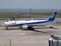 FT51ANさんが、羽田空港で撮影した全日空 777-281/ERの航空フォト(飛行機 写真・画像)