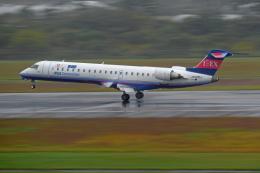 Souma2005さんが、仙台空港で撮影したアイベックスエアラインズ CL-600-2C10(CRJ-702ER)の航空フォト(飛行機 写真・画像)