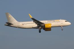 NIKEさんが、アムステルダム・スキポール国際空港で撮影したブエリング航空 A320-271Nの航空フォト(飛行機 写真・画像)