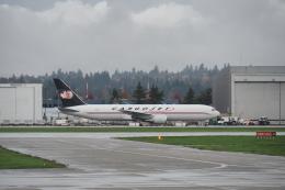 thomasYVRさんが、バンクーバー国際空港で撮影したカーゴジェット・エアウェイズ 767-323/ER(BDSF)の航空フォト(飛行機 写真・画像)