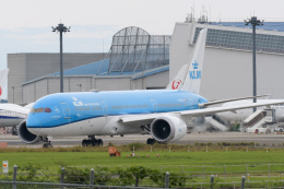 panchiさんが、成田国際空港で撮影したKLMオランダ航空 787-9の航空フォト(飛行機 写真・画像)