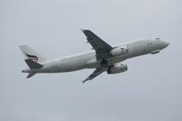 磐城さんが、スワンナプーム国際空港で撮影したバンコクエアウェイズ A320-232の航空フォト(飛行機 写真・画像)