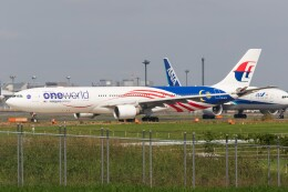 walker2000さんが、成田国際空港で撮影したマレーシア航空 A330-323Xの航空フォト(飛行機 写真・画像)