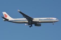 Deepさんが、成田国際空港で撮影した中国国際航空 A330-343Eの航空フォト(飛行機 写真・画像)