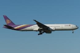 木人さんが、成田国際空港で撮影したタイ国際航空 777-3AL/ERの航空フォト(飛行機 写真・画像)