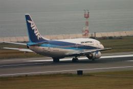 senyoさんが、関西国際空港で撮影したエアーニッポン 737-5L9の航空フォト(飛行機 写真・画像)