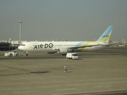 Blue779Aさんが、羽田空港で撮影したAIR DO 767-381の航空フォト(飛行機 写真・画像)
