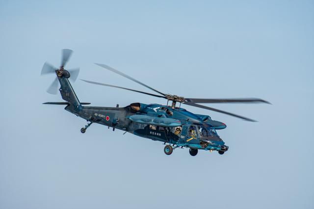 あけみさんさんが、茨城空港で撮影した航空自衛隊 UH-60Jの航空フォト(飛行機 写真・画像)