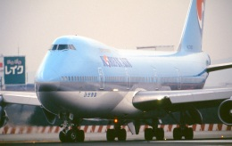 LEVEL789さんが、伊丹空港で撮影した大韓航空 747-2B5Bの航空フォト(飛行機 写真・画像)