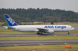 ゆーすきんさんが、成田国際空港で撮影した全日空 767-381/ER(BCF)の航空フォト(飛行機 写真・画像)