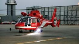 航空見聞録さんが、伊丹空港で撮影した名古屋市消防航空隊 AS365N2 Dauphin 2の航空フォト(飛行機 写真・画像)