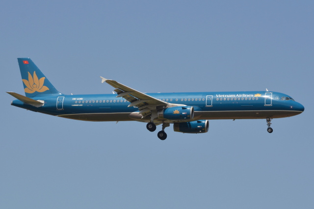 Deepさんが、成田国際空港で撮影したベトナム航空 A321-231の航空フォト(飛行機 写真・画像)