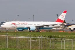 walker2000さんが、成田国際空港で撮影したオーストリア航空 777-2Q8/ERの航空フォト(飛行機 写真・画像)