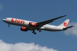 木人さんが、成田国際空港で撮影したタイ・ライオン・エア A330-941の航空フォト(飛行機 写真・画像)