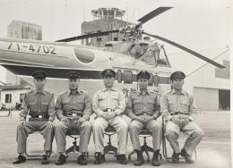 キャプジュニアさんが、浜松基地で撮影した航空自衛隊 H-19C Chickasaw (S-55B)の航空フォト(飛行機 写真・画像)