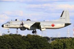 ちゅういちさんが、入間飛行場で撮影した航空自衛隊 YS-11A-402EBの航空フォト(飛行機 写真・画像)
