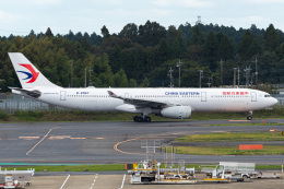 Tatsuya.Kさんが、成田国際空港で撮影した中国東方航空 A330-343Xの航空フォト(飛行機 写真・画像)