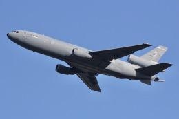 しゃこ隊さんが、横田基地で撮影したアメリカ空軍 KC-10A Extender (DC-10-30CF)の航空フォト(飛行機 写真・画像)