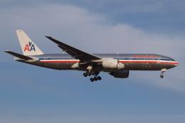 Deepさんが、成田国際空港で撮影したアメリカン航空 777-223/ERの航空フォト(飛行機 写真・画像)