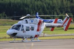 TAK_HND_NRTさんが、高松空港で撮影した四国航空 BK117B-1の航空フォト(飛行機 写真・画像)
