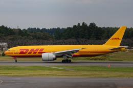 ゆーすきんさんが、成田国際空港で撮影したアエロ・ロジック 777-FZNの航空フォト(飛行機 写真・画像)