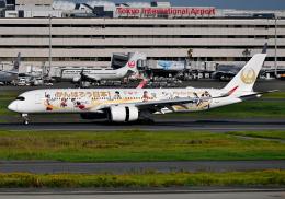 雲霧さんが、羽田空港で撮影した日本航空 A350-941の航空フォト(飛行機 写真・画像)