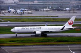 まいけるさんが、羽田空港で撮影した日本航空 767-346/ERの航空フォト(飛行機 写真・画像)