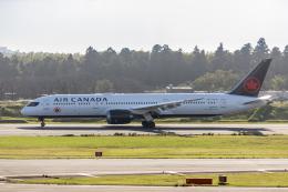 Y-Kenzoさんが、成田国際空港で撮影したエア・カナダ 787-9の航空フォト(飛行機 写真・画像)
