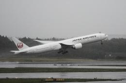 飛行機ゆうちゃんさんが、成田国際空港で撮影したエールフランス航空 777-328/ERの航空フォト(飛行機 写真・画像)