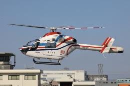 Hii82さんが、八尾空港で撮影した朝日新聞社 MD 900/902の航空フォト(飛行機 写真・画像)