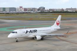 安芸あすかさんが、福岡空港で撮影したジェイエア ERJ-170-100 (ERJ-170STD)の航空フォト(飛行機 写真・画像)