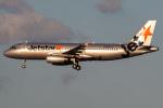 Tatsuya.Kさんが、成田国際空港で撮影したジェットスター・ジャパン A320-232の航空フォト(飛行機 写真・画像)
