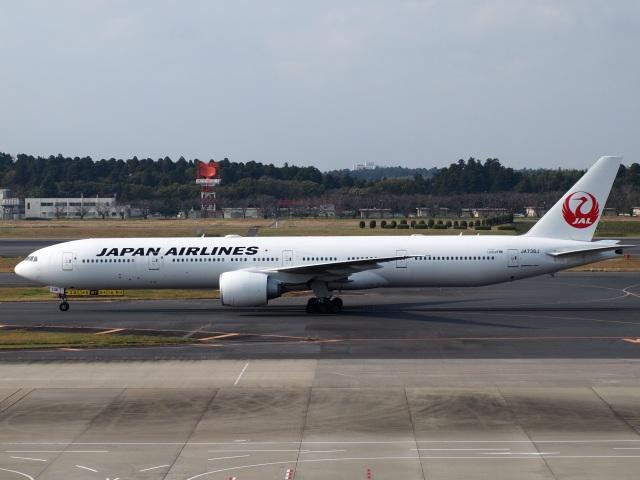FT51ANさんが、成田国際空港で撮影した日本航空 777-346/ERの航空フォト(飛行機 写真・画像)